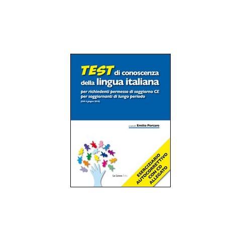 LA LINEA (BOLOGNA) - Test di conoscenza della lingua italiana per ...