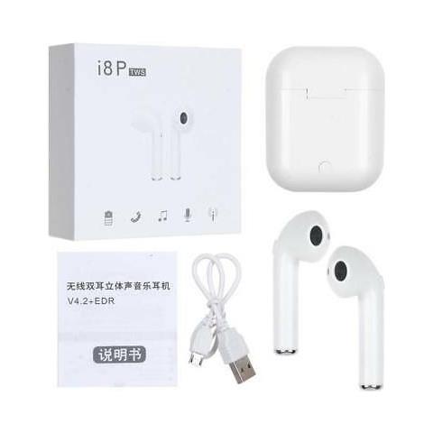 Comprare Web Auricolari Bluetooth 5 0 Wireless I8p Per Smartphone Android Ios Con Scatola Ricaricabile Senza Fili Cw504 Eprice
