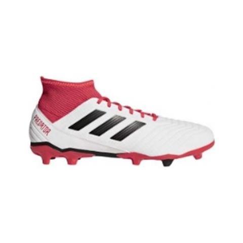 adidas Predator 18.3 Fg Scarpa Calcio Tasselli Fissi Uk 10