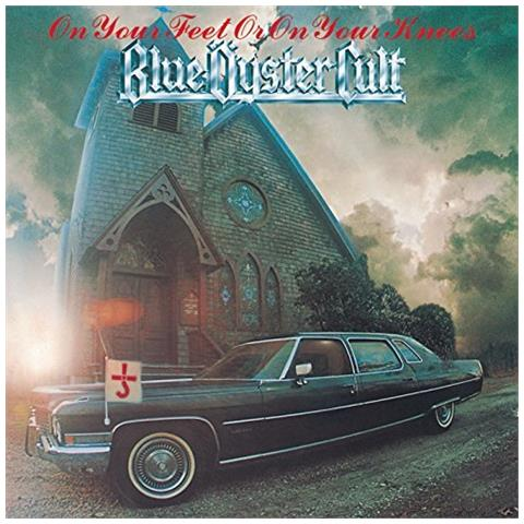 CULTURE FACTORY - Blue Oyster Cult - On Your Feet Or On Your