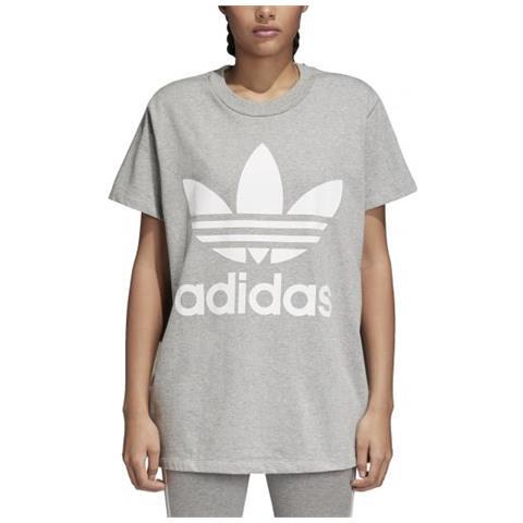 Adidas Tee Shirt Donna Big T Trefoil Taglia Eprice 42 lJu1FKc5T3