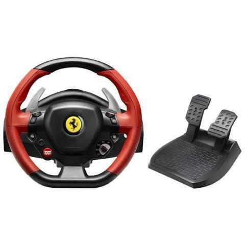 Volante + Pedali Ferrari 458 Spider per Xbox One