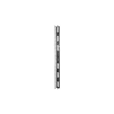 APC APC AR7588 blindosbarra Passerella in filo d'acciaio dritta Nero