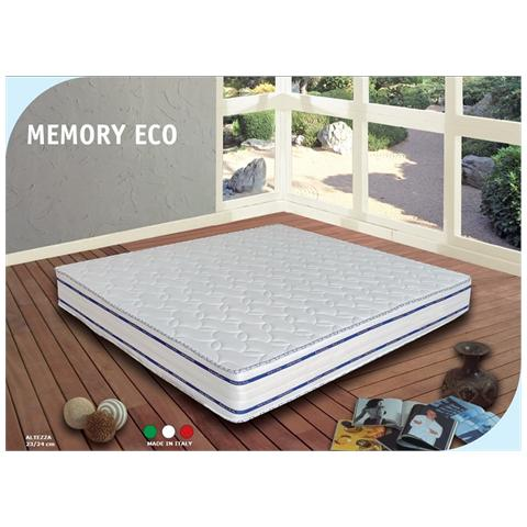 GT MATERASSI - Memory Eco - Materasso 160X190 Matrimoniale ...