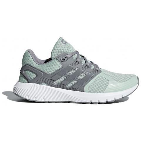 size 40 67a82 6da20 adidas - Duramo 8 W Carbon   carbon   reacor Scarpa Running Donna Uk 4 -  ePRICE