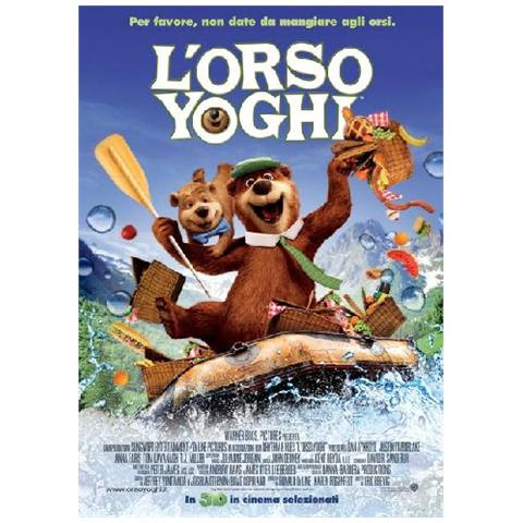 Warner bros brd orso yoghi l eprice