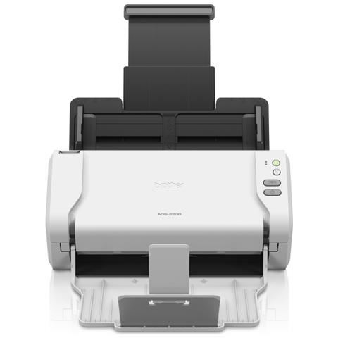 Scanner A4 ADS-2200 a Colori 600 x 600 dpi USB 2.0