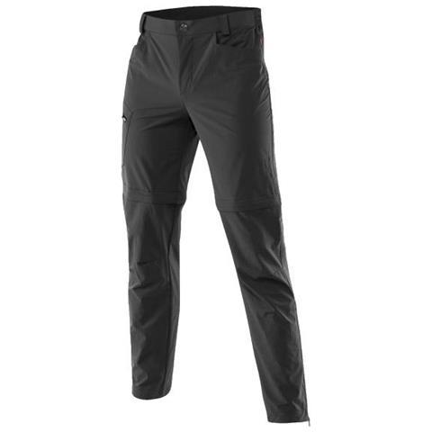 loeffler zip uomo  Loeffler - Pantaloni Loeffler Trekking Zip Off Csl Pamts Regular ...