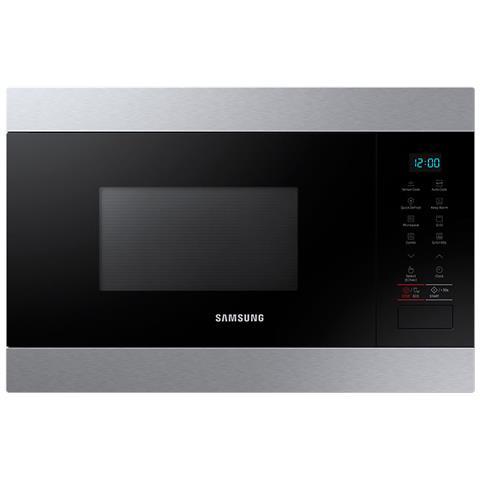 Samsung - Forno A Microonde Mg22m8074ct Finitura Inox Anti-impronta ...