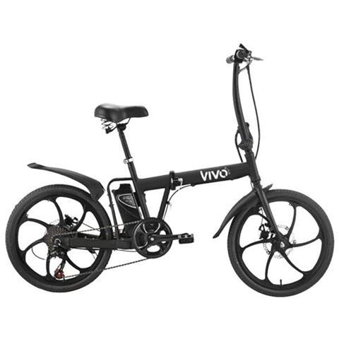 Bici Pieghevole Bfold 7.Vivo Bike Bicicletta Elettrica Fold Vivo Vf20 Pieghevole Ruote 20