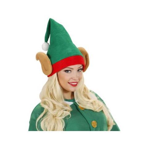 Aiutante Di Babbo Natale.Widmann Cappelli Elfo Aiutante Di Babbo Natale Eprice