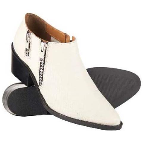 SUPERDRY - Stivali E Stivaletti Superdry Mila Zip Ankle Boot Scarpe Donna Eu  39 - ePRICE 38b11ae02678