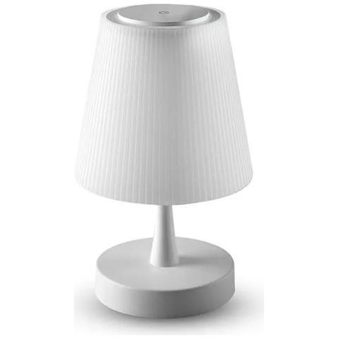 Vtac V Tac Vt 7515 Lampada Da Tavolo Led 4w Dimmerabile Ricaricabile Con Pulsanti Touch Sku 8930 Eprice