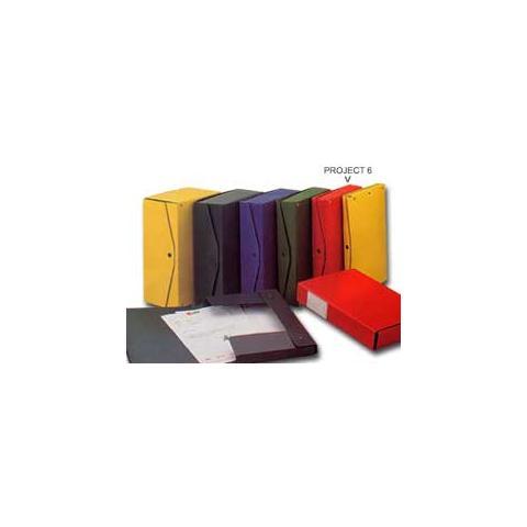 conf.5 Scatola archivio Project6 giallo 8004389047856 ADV_939781