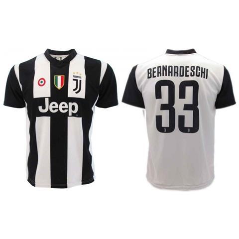 Il Distintivo Pesaro Maglia Calcio Stagione 2018/19 Emre Can Prodotto Ufficiale Juventus Fc Taglia S Da Adulto