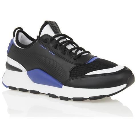 puma blu scarpe uomo