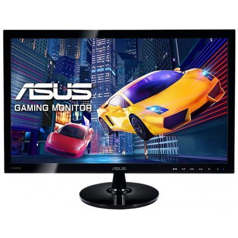 ASUSTEK - DISPLAYS 24IN  VS248HR TN LED 1920X1080 300 CD/SQM 1MS VGA DVI HDMI      IN