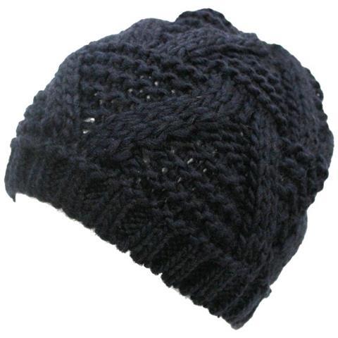 Anlu Cappello Donna Linea Uncinetto M1574 Blu Eprice