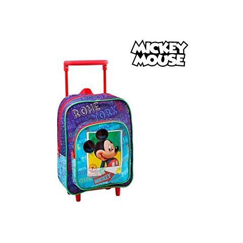 30e02044de MICKEY MOUSE - Trolley Per La Scuola Mickey Mouse 1827 - ePRICE