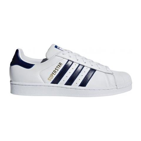 adidas Superstar Scarpe Unisex Uk 12