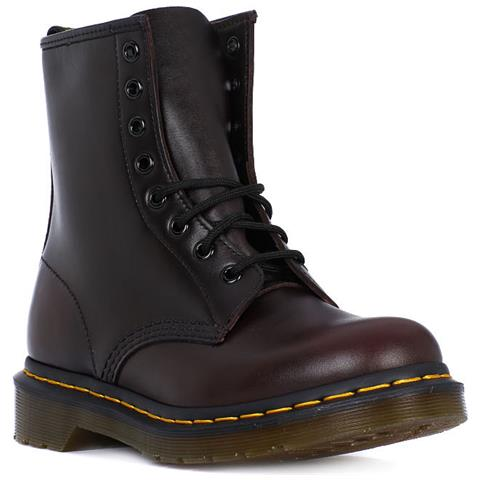 official photos ff79c 938ad Dr Martens 1460 Smooth Vintge Red 38