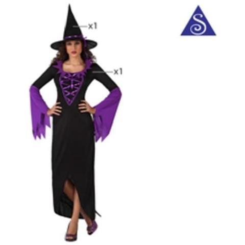 ATOSA - Costume Da Strega Viola Taglia2 M   l 14867 - ePRICE 2ade75363b2f