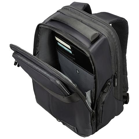 ff895dfe8f SAMSONITE - Cityvibe Lapt. Backp. 13-14 EXP Jet nero - ePRICE