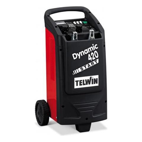 TELWIN - Caricabatterie Avviatore Professionale Auto Moto Dynamic