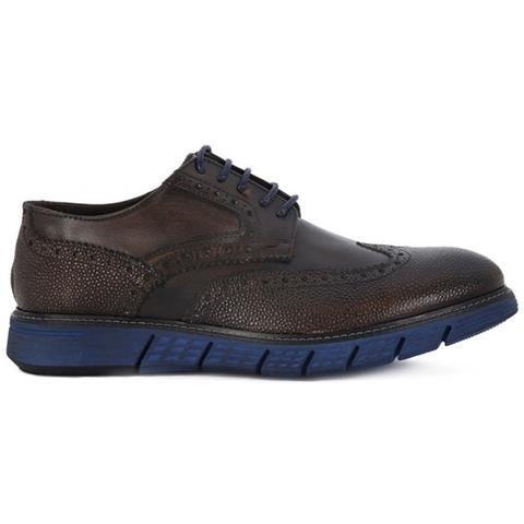 best sneakers d112f 9801b CafeNoir Scarpe Derby Coda Di Rondine Rp112