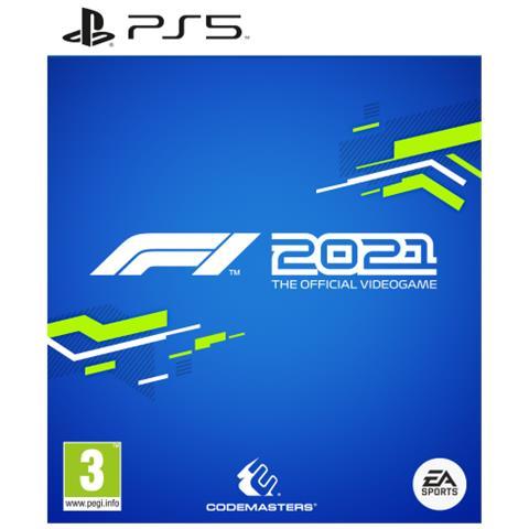 Game Per Ps5 F1 2021 Europa