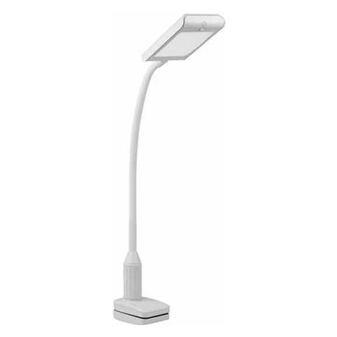 Vtac V Tac Vt 7407 Lampada Da Tavolo Led 7w 3000k Corpo Bianco Flessibile Con Clip Fissaggio E Tasto On Off Sku 8672 Eprice