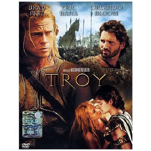 troy dvd italiano  WARNER BROS - Troy (Dvd) - ePRICE