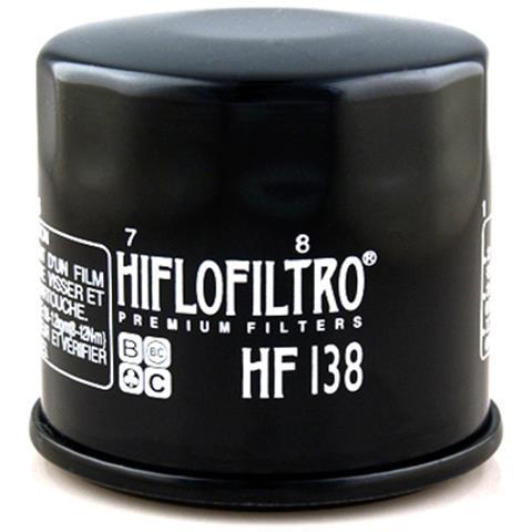 HiFlo Filtro HF566/Filtro olio numero 1