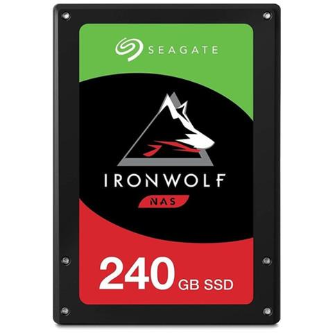SSD 240 GB Serie IronWolf 110 2.5