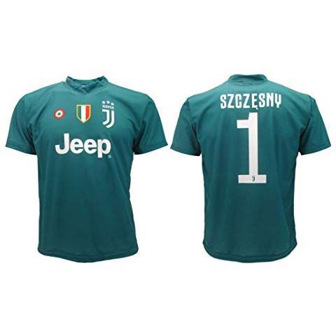 Il Distintivo Pesaro Maglia Calcio Stagione 2018/19 Wojciech Szczesny Il Portiere Prodotto Ufficiale Juventus Fc Taglia Xl Da Adulto