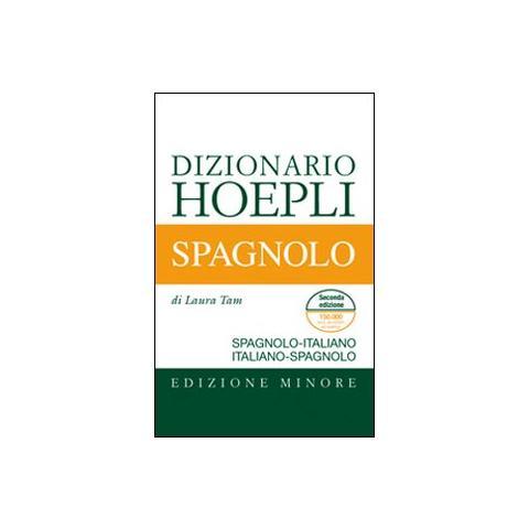 HOEPLI - Dizionario spagnolo. Italiano-spagnolo 6b05328585e