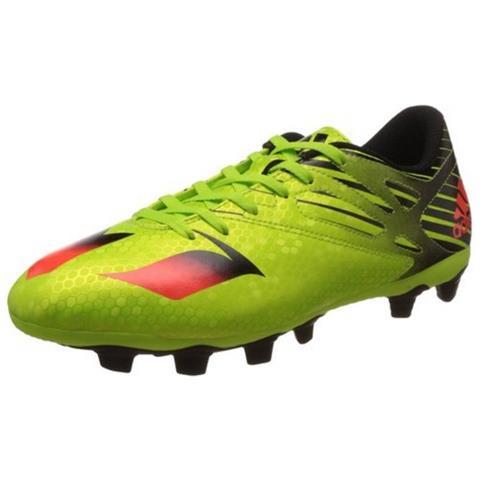 15 Calcio 42 Uomo Fluo Fxg Messi S74698 4 Verde Adidas Scarpini CtsQdhr