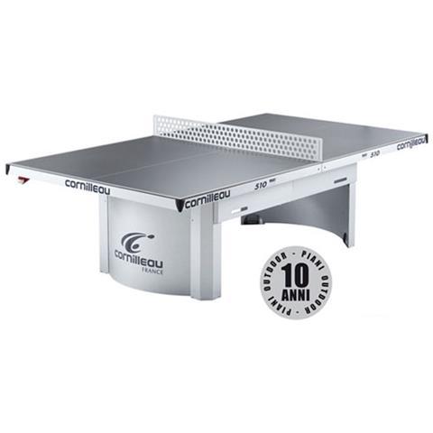 Tavolo Ping Pong Per Esterno.Cornilleau Pro 510 Tavolo Ping Pong Esterno