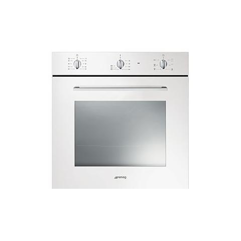 SMEG Forno Elettrico da Incasso Selezione SF465B Capacità 61 L  Multifunzione Ventilato Potenza 3000 W Colore Bianco