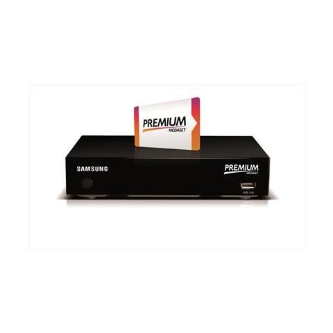 Decoder Digitale Terrestre / Satellitare Smart DVB-T2 / S2 HD Wi-Fi HDMI / USB + Tessera Premium