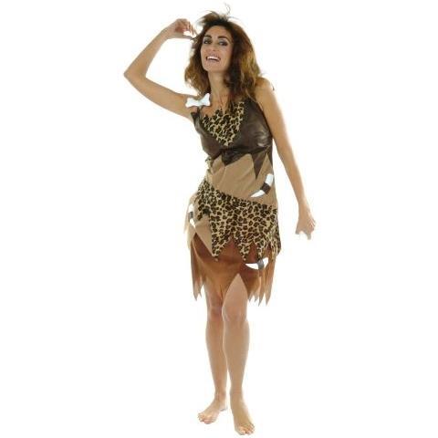 95ad34a67c4c CESAR - Costume Da Donna Delle Caverne - ePRICE