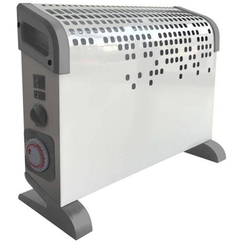 AR 4C03T Termoconvettore Elettrico Potenza 2000W con Termostato e Timer