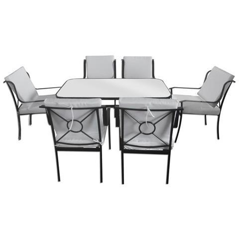 Tavolini E Sedie Da Esterno.Bagno Italia Arredamento Arredo Da Esterno Giardino Con Tavolino