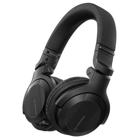 HDJ-CUE1BT Cuffie DJ Stereo Padiglione Auricolare Bluetooth con Microfono Integrato Colore Nero