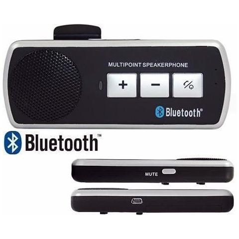 globalshopsell - Kit Vivavoce Bluetooth per Auto Universale