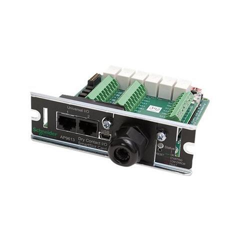 APC APC AP9613 modulo I/O digitale e analogico Canale di relè