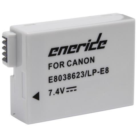 E Can LP-E 8 950mAh