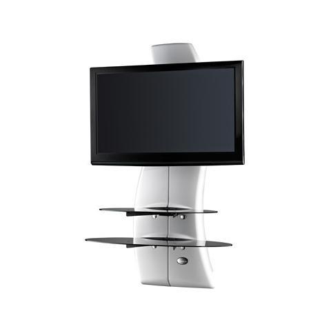 Meliconi Ghost Design 2000 Supporto Per Tv Lcd Al Plasma.Meliconi Mobile Tv Ghost Design 2000 Rotation Lcd Plasma 32