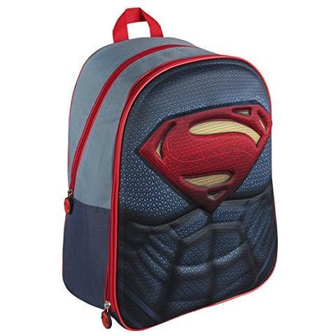 35d2e776b0 CERDA - Zaino Zainetto Batman V Superman 3d Backpack Superman - ePRICE