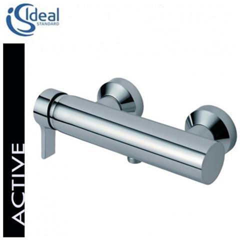Rubinetteria Active Ideal Standard.Ideal Standard Active B8066aa Miscelatore Vasca Esterno Senza